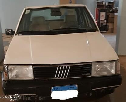 Fiat - Regata - 1989