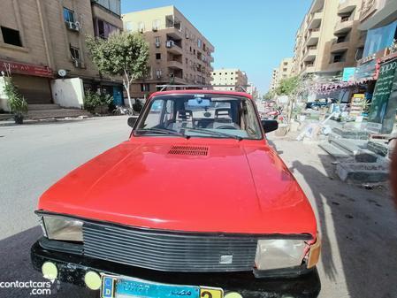 Fiat - 127 - 1984