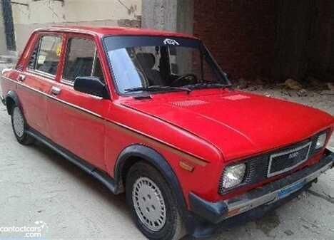 Fiat - 128 nova - 1997