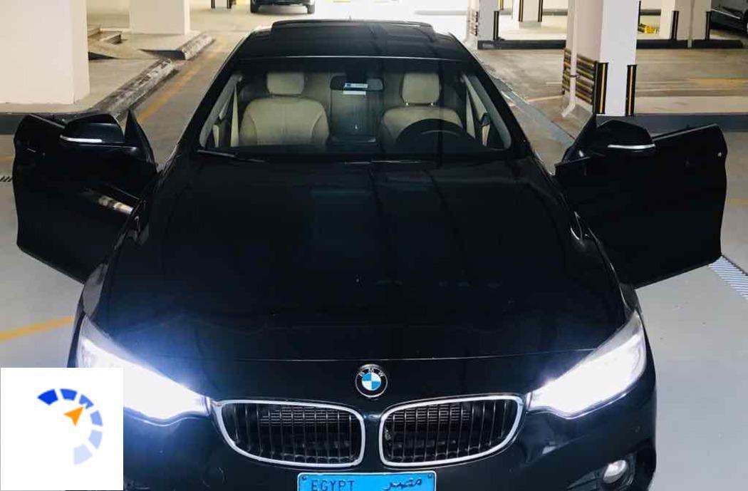 BMW - 418i - 2016