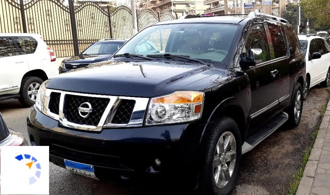 Nissan - Armada - 2011