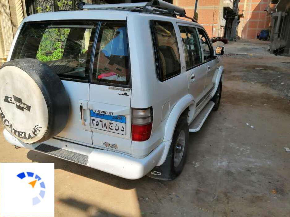 Chevrolet - Frontera - 1999