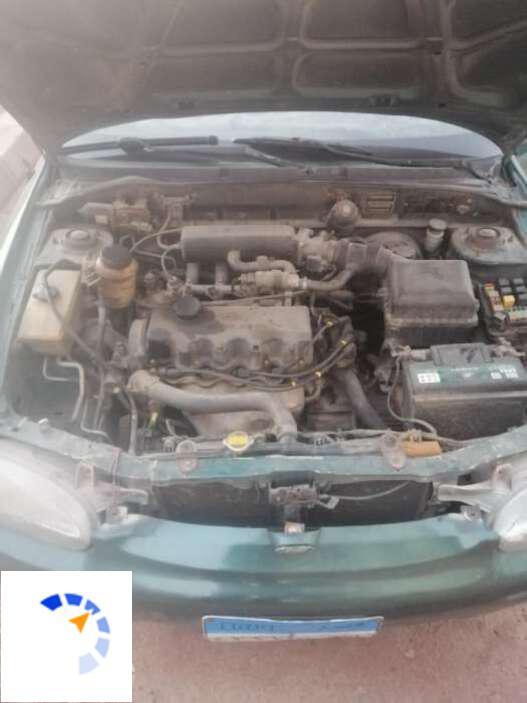 Hyundai - Accent - 1995