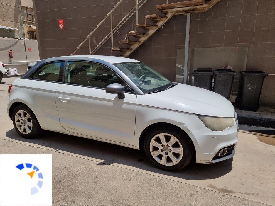 Audi - A1 - 2012