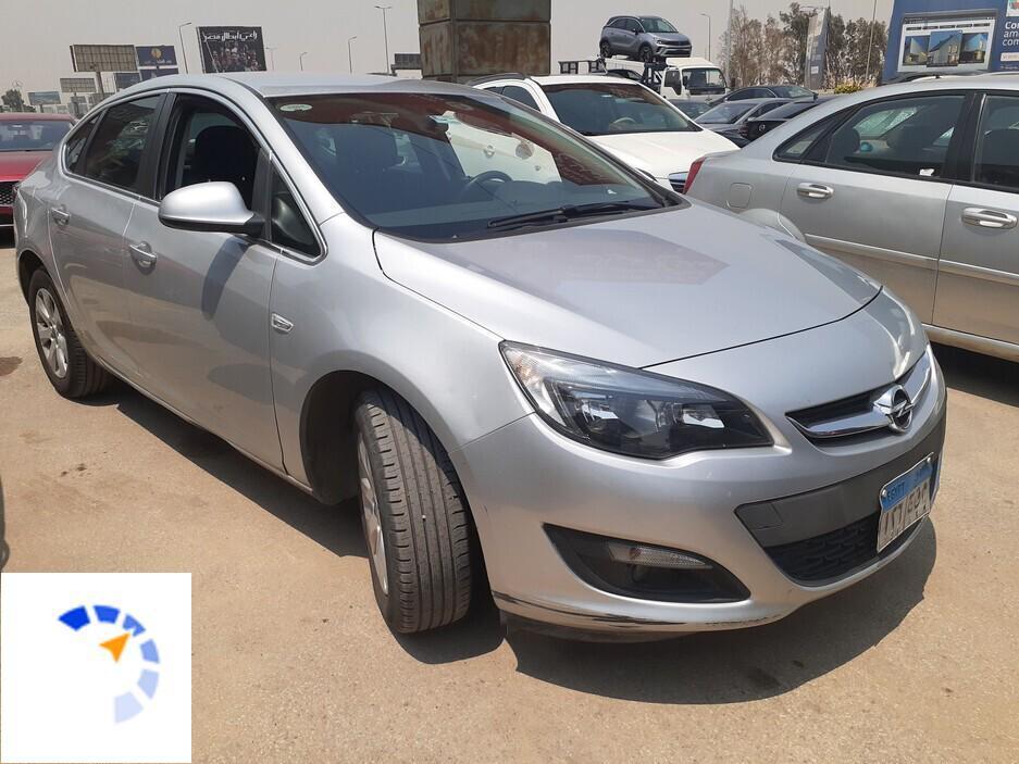 Opel - Astra - 2019