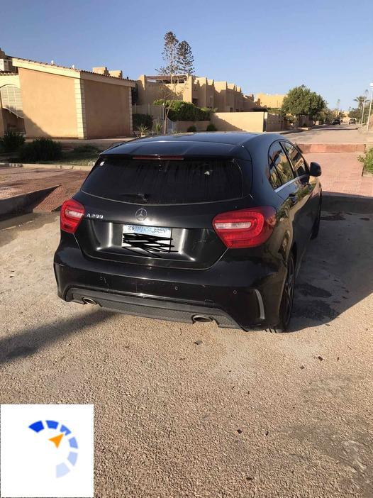 Mercedes - A200 - 2014
