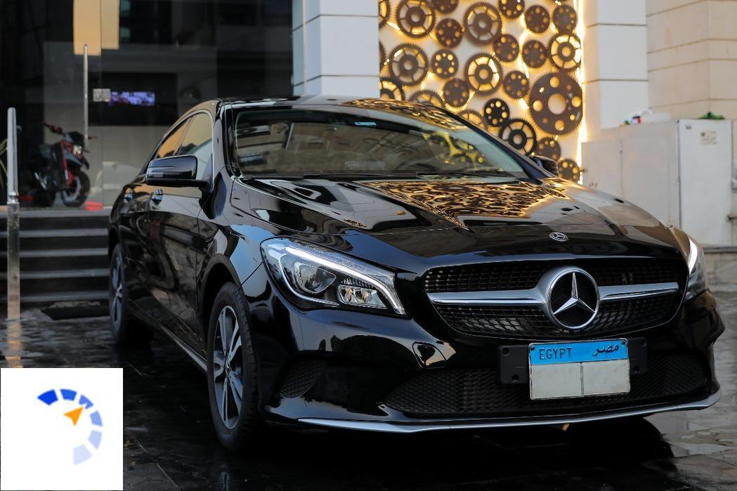 Mercedes - CLA 180 - 2018