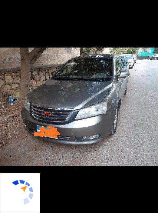 Geely - Emgrand 7 - 2016