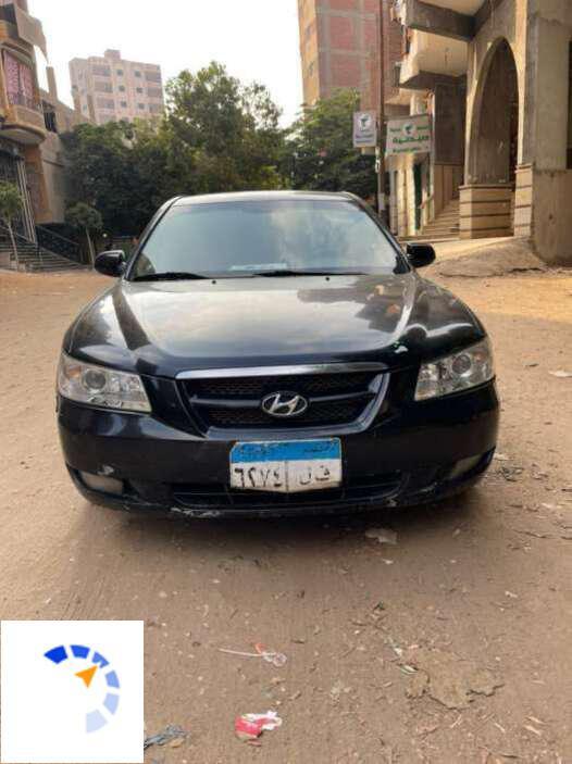 Hyundai - Sonata - 2008