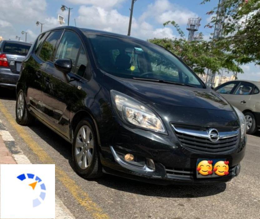 Opel - Meriva - 2016