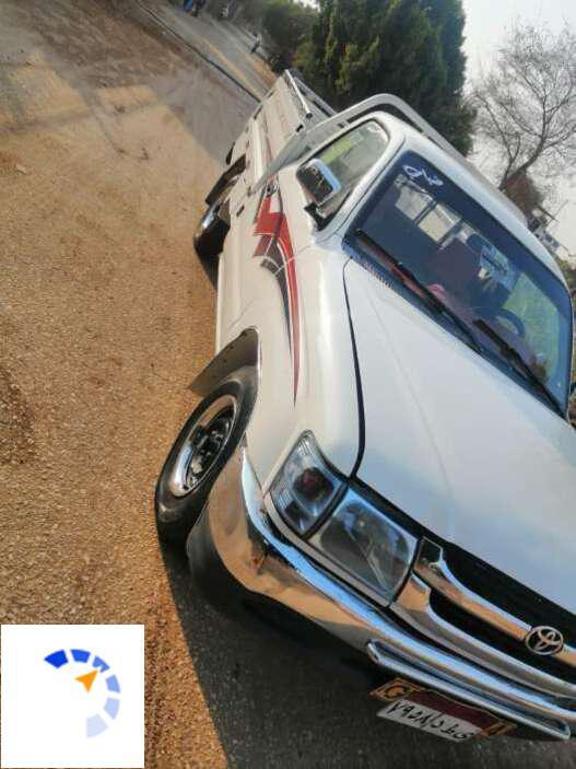 Toyota - Hilux - 1983