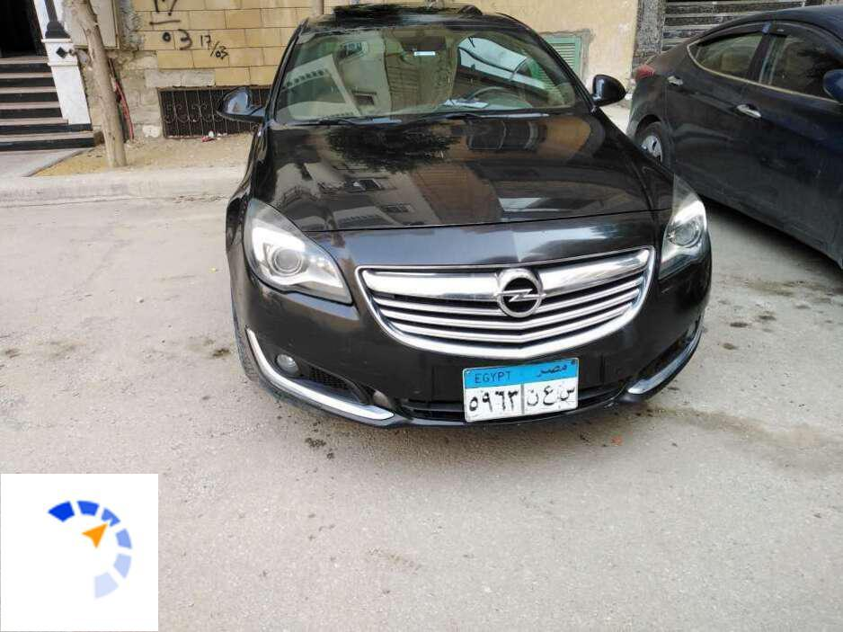 Opel - Insignia - 2014