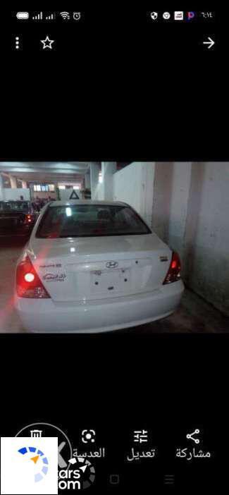 Hyundai - Avante - 2006