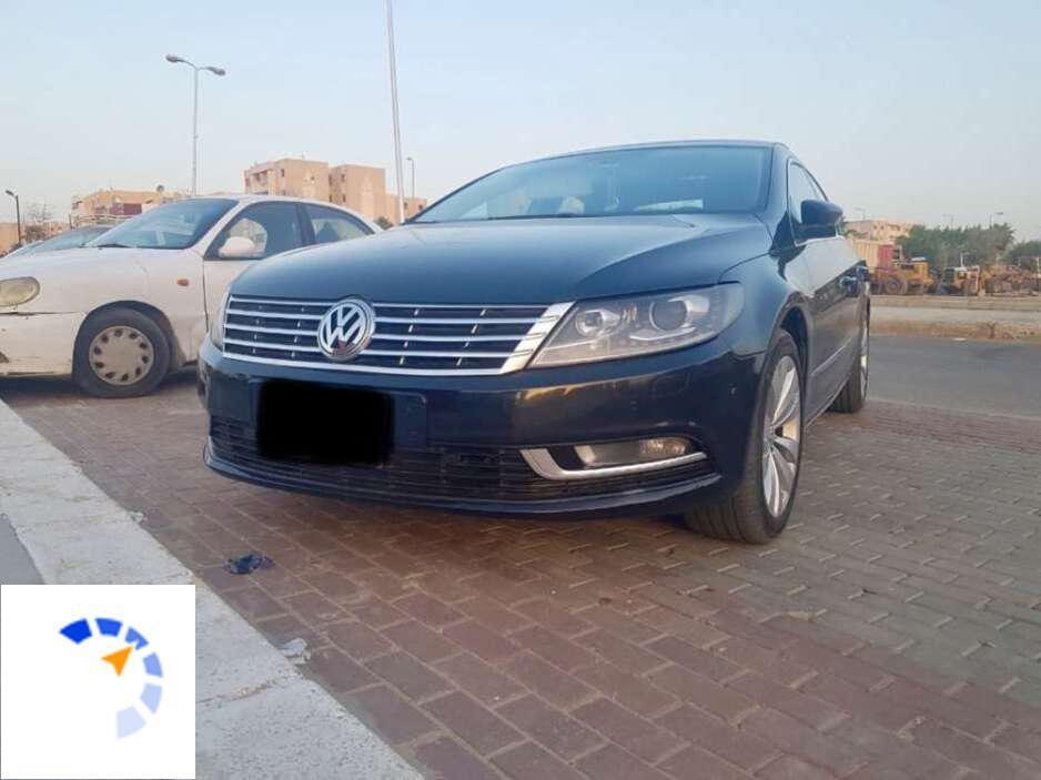 Volkswagen - CC - 2013