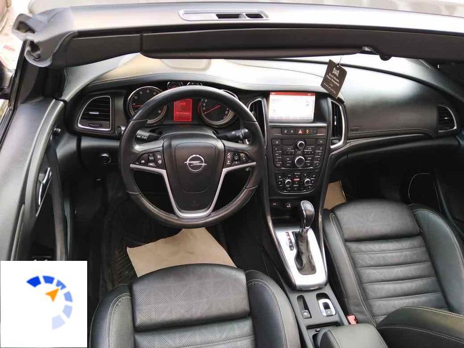 Opel - Cascada - 2017