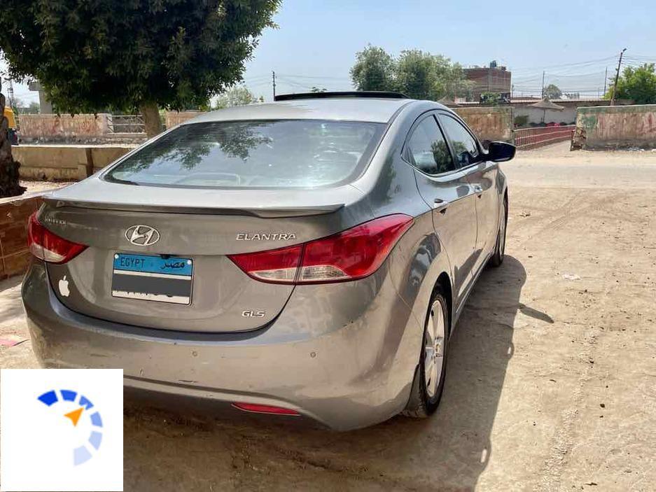 Hyundai Elantra MD 2012