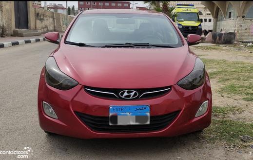 Hyundai - Elantra MD - 2012