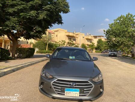Hyundai - Elantra AD - 2018