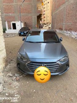 Hyundai - Elantra AD - 2017