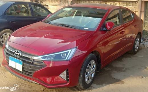 Hyundai - Elantra AD - 2019