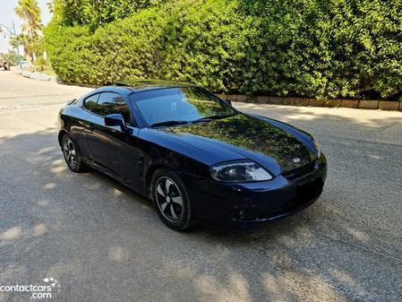Hyundai - Coupe - 2005