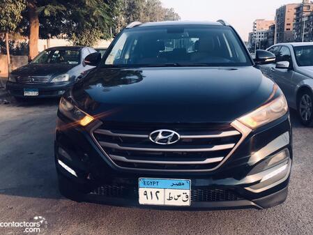Hyundai - Tucson - 2017
