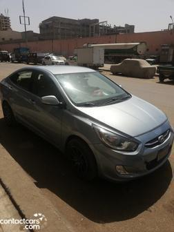 Hyundai - Accent - 2014