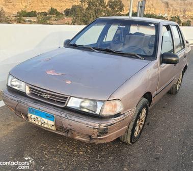 Hyundai - Excel - 1993