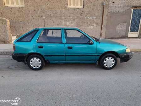 Hyundai - Excel - 1994