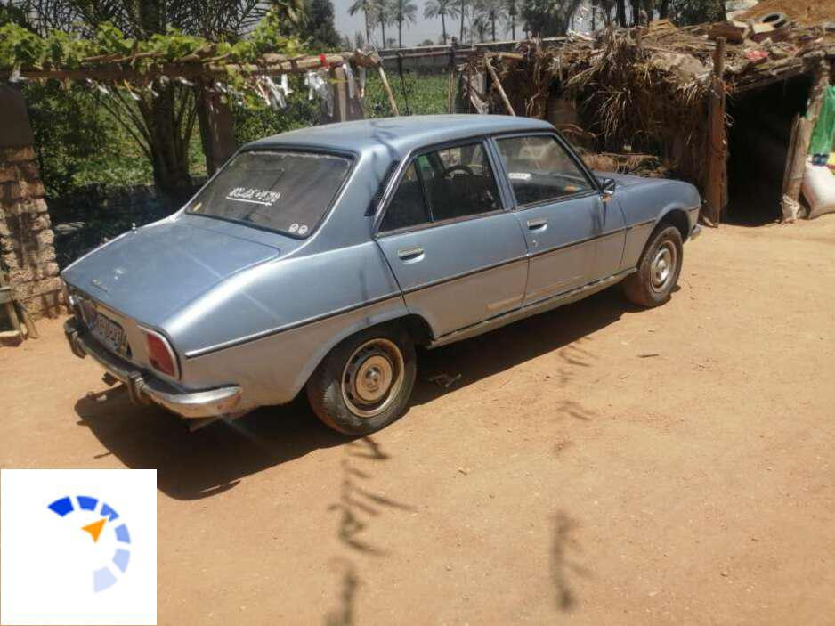 Peugeot - 504 - 1975