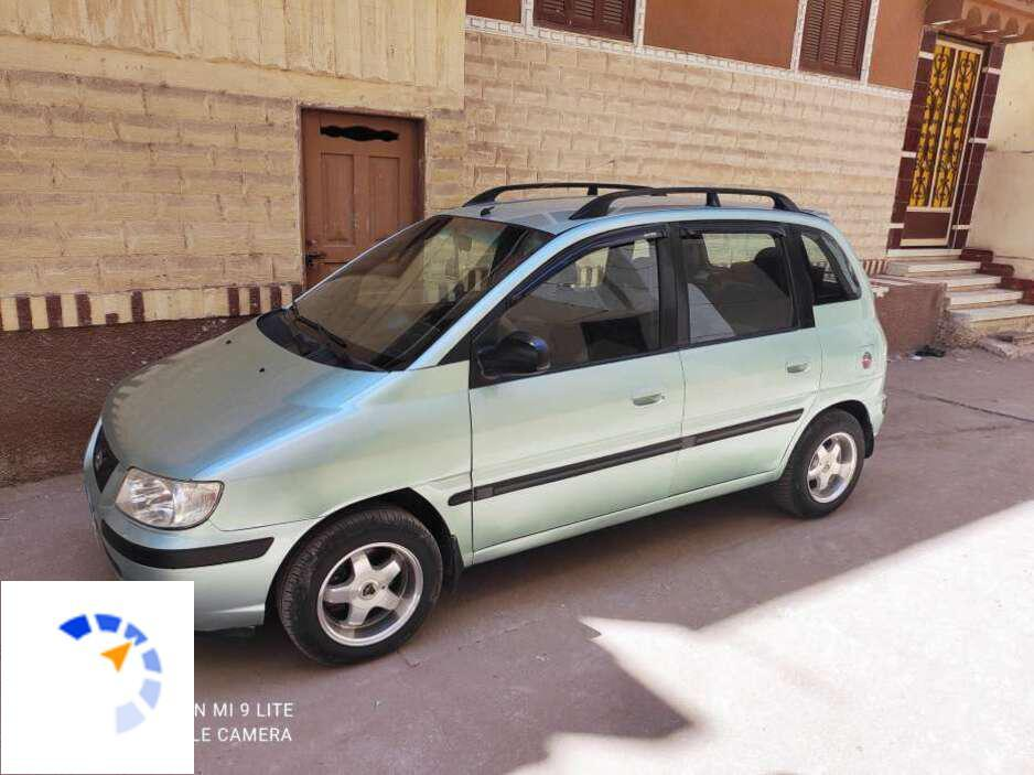 Hyundai - Matrix - 2001