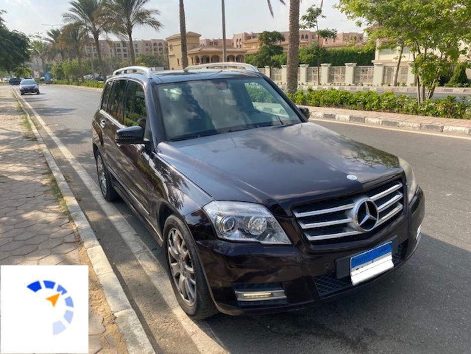 Mercedes - GLK 350 - 2012