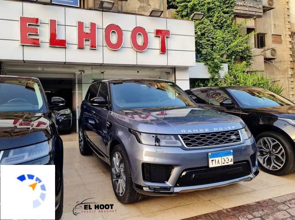 Range Rover -  Sport - 2021