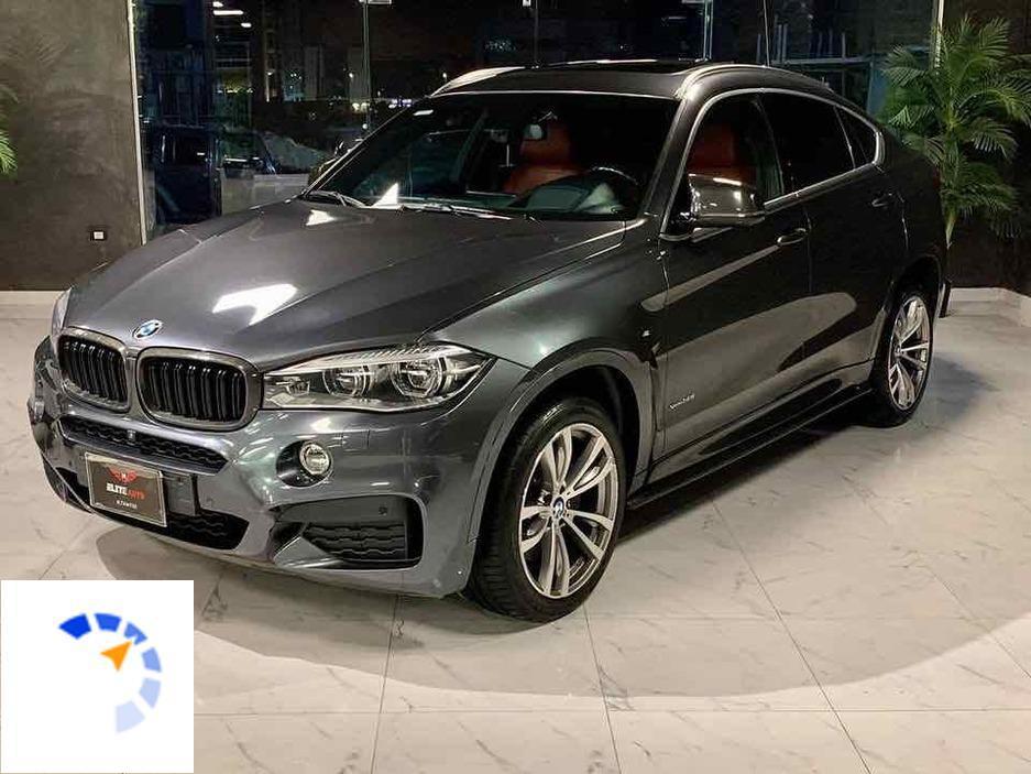 BMW - X6 - 2018