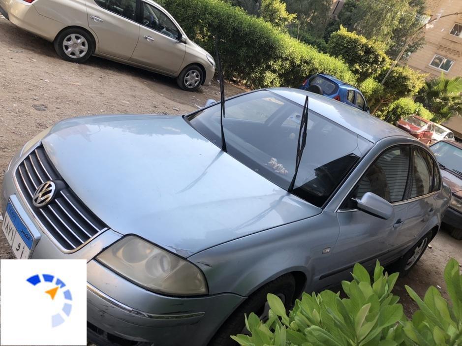 Volkswagen - Passat - 2002
