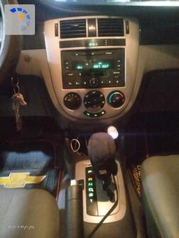 Chevrolet - Optra - 2008
