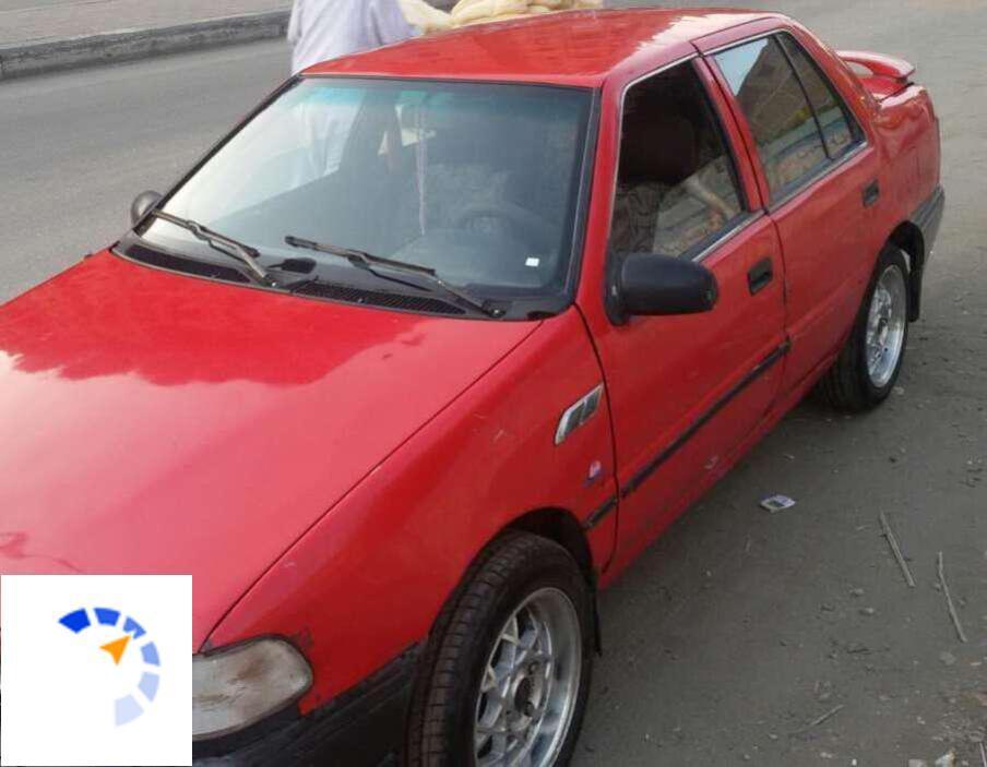 Hyundai - Excel - 2000