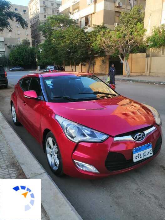 Hyundai - Veloster - 2012