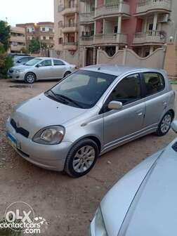 Toyota - Echo - 2002