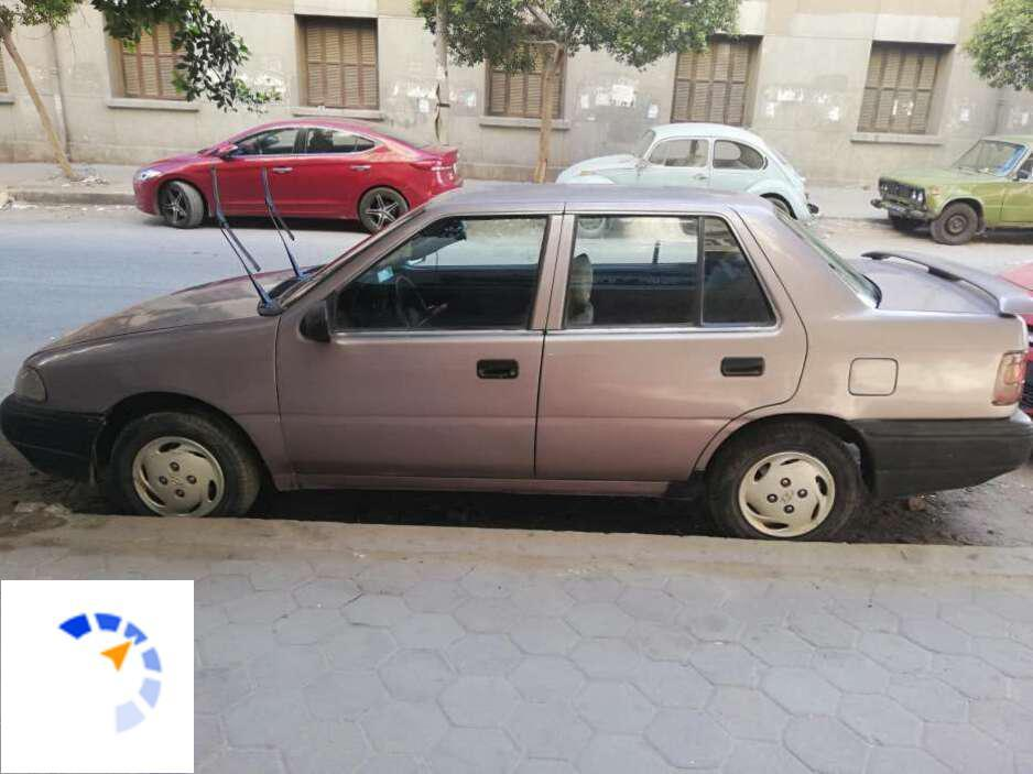Hyundai - Excel - 1997