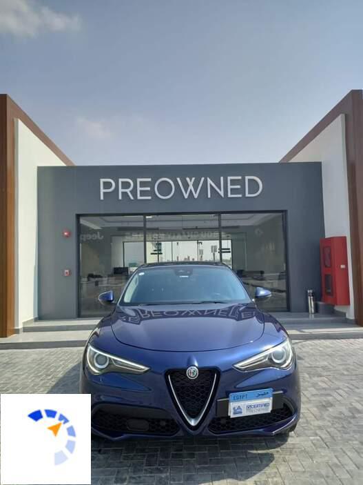 Alfa Romeo - Stelvio - 2019