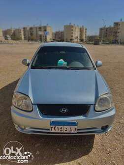 Hyundai - Verna - 2007