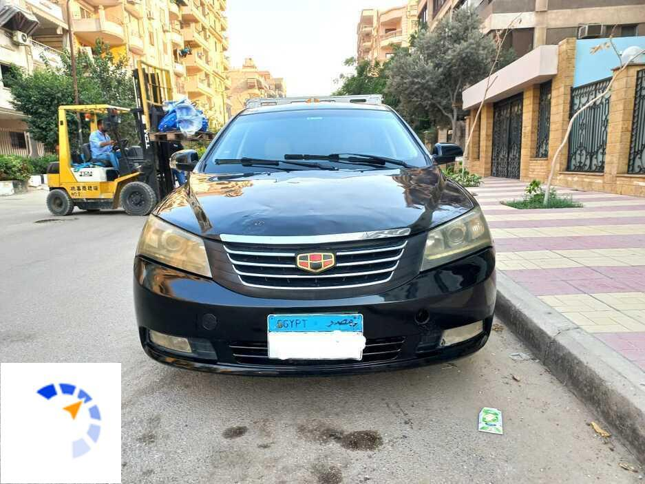 Geely - Emgrand 7 - 2017