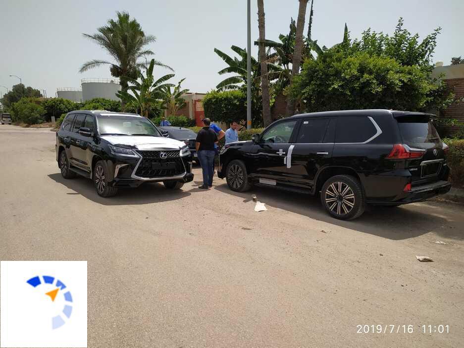 Lexus - LX570 - 2019