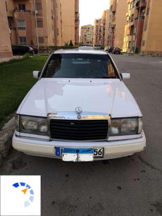 Mercedes - E200 - 1986
