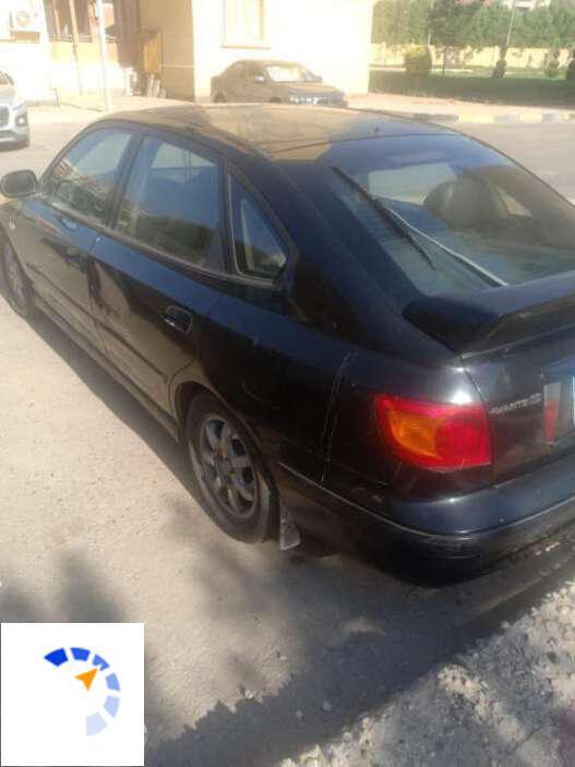 Hyundai - Avante - 2002