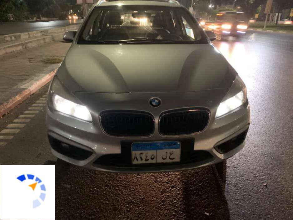 BMW - 218 - 2015
