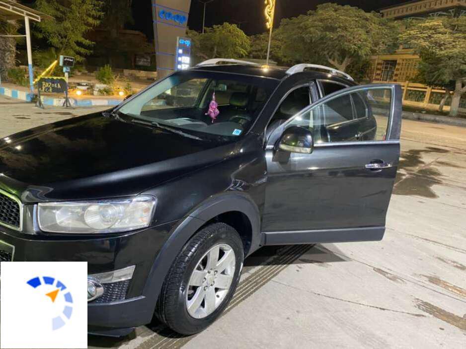 Chevrolet - Captiva - 2014
