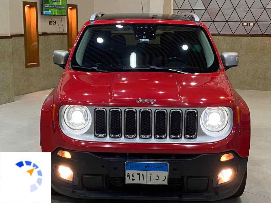 Jeep - Renegade - 2017