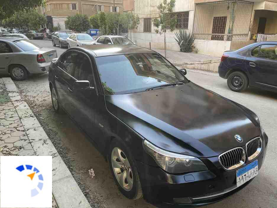 BMW - 523i - 2008